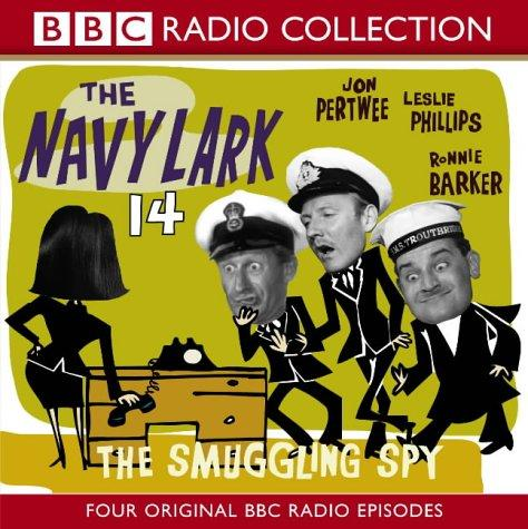 "The ""Navy Lark"" by Steve Coogan"