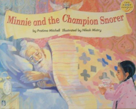 Minnie and the Champion Snorer (Longman Book Project)