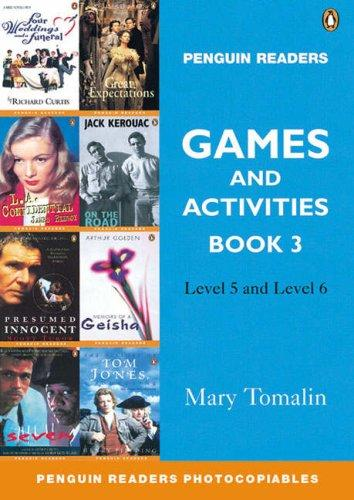 Games and Activities by M. Tomalin