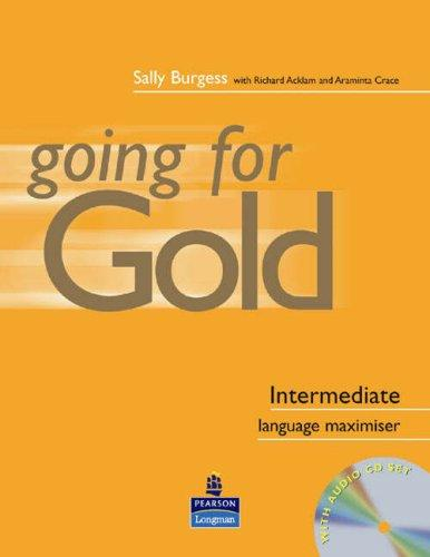 Going for Gold by Sally Burgess