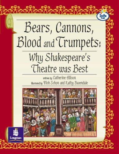 Why Shakespeare's Theatre Was Best (Literacy Land) by C. Allison