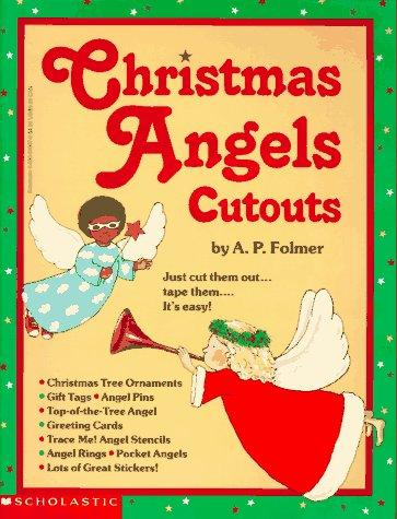 Christmas Angels Cutouts by A. P. Folmer
