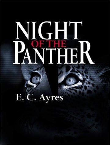 Night of the Panther (Tony Lowell Mysteries) by Gene (E. C.) Ayres