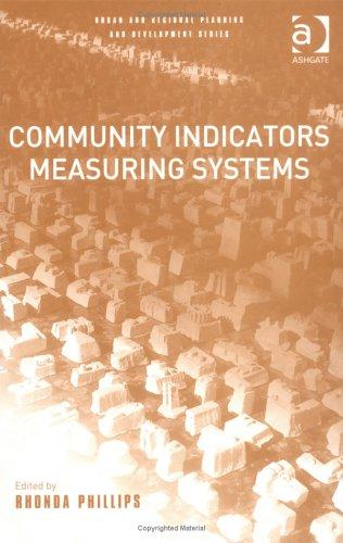 Community Indicators Measuring Systems (Urban and Regional Planning and Development.) by Rhonda Phillips