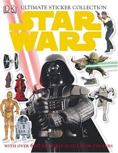 Star Wars Ultimate Sticker Collection by DK Publishing