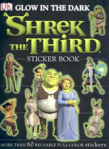 Glow-in-the-Dark Shrek the Third by DK Publishing