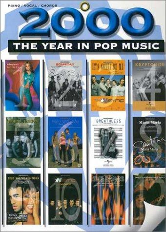 2000: The Year in Pop Music by Various Artists