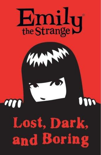 Emily The Strange Volume 1 (Emily the Strange (DC Comics)) by Cosmic Debris.