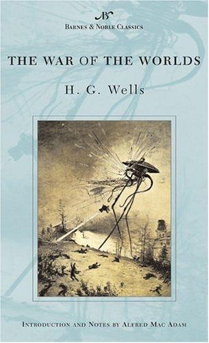 The War of the Worlds (Barnes & Noble Classics Series) (B&N Classics) by H. G. Wells