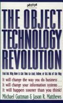 The object technology revolution by Michael Guttman