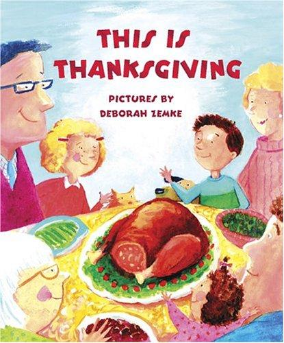 This is Thanksgiving by Jean Little