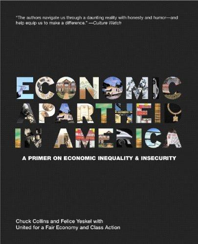Economic apartheid in America by Chuck Collins