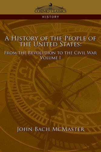 A History of the People of the United States