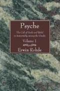 Psyche 2 Volume Set by Erwin Rohde