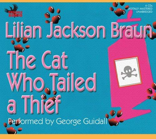 The Cat Who Tailed a Thief (Cat Who… (Audio))