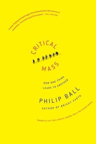 Critical Mass by Philip Ball