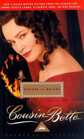 Cousin Bette (Everyman's Library, 15) by Honoré de Balzac