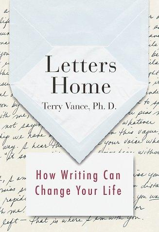 Letters home by Terry Vance