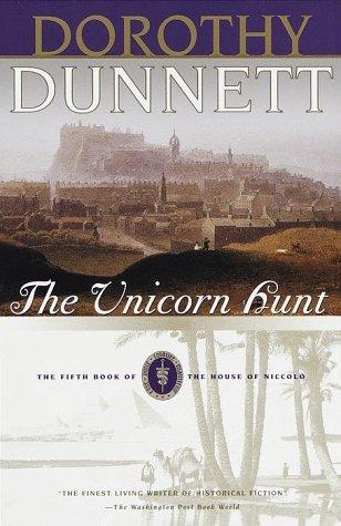 The Unicorn Hunt: Book Five of the House of Niccolo
