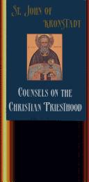 Counsels on the Christian priesthood
