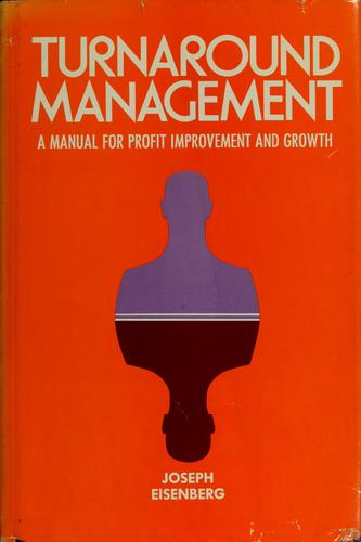 Turnaround management by Joseph Eisenberg