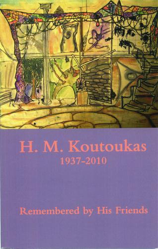H. M. Koutoukas 1937-2010 by Magie Dominic