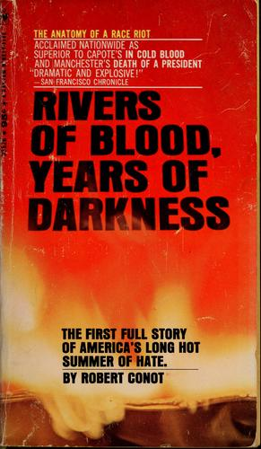 Rivers of blood, years of darkness
