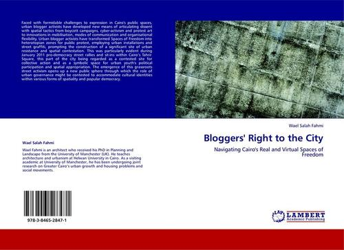Bloggers' Right to the City by Wael Salah El Din Ahmed Fahmi