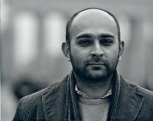 Photo of Mohsin Hamid