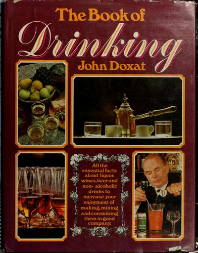 The book of drinking by John Doxat