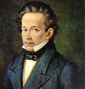 Photo of Giacomo Leopardi
