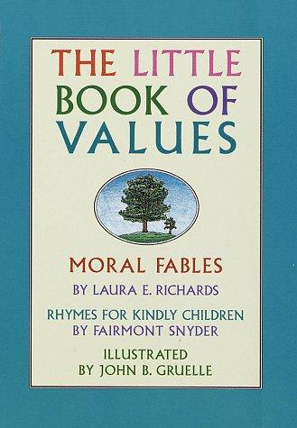 The little book of values by edited by Emily Hunt.
