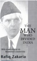 The Man Who Divided India by RAFIQ ZAKARIA
