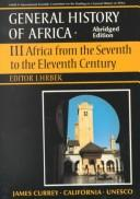 General History of Africa by I. Hrbek