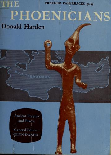 The Phoenicians by Donald B. Harden