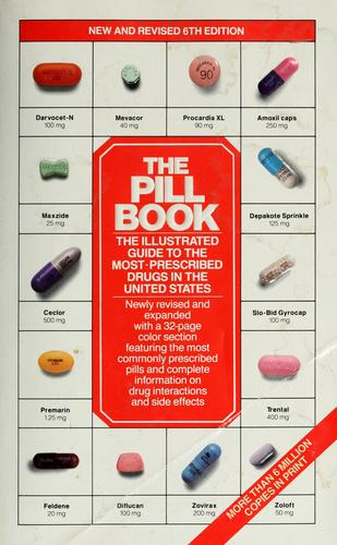 The pill book by Harold M. Silverman