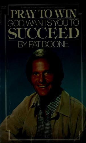 Pray to win by Pat Boone