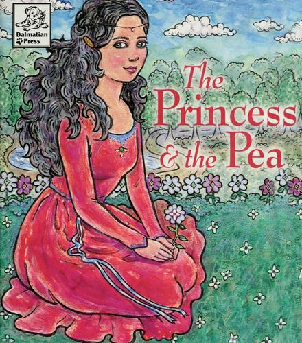 The princess & the pea by Amy Houts