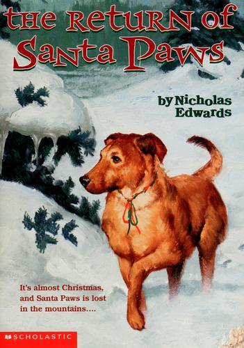The return of Santa Paws by Nicholas Edwards