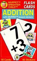 Addition/Flash Cards With Muppet Reward Stickers by American Education Publishing
