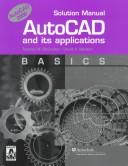 Autocad and Its Applications Basics (Basics Solution Manual) by David A. Madsen